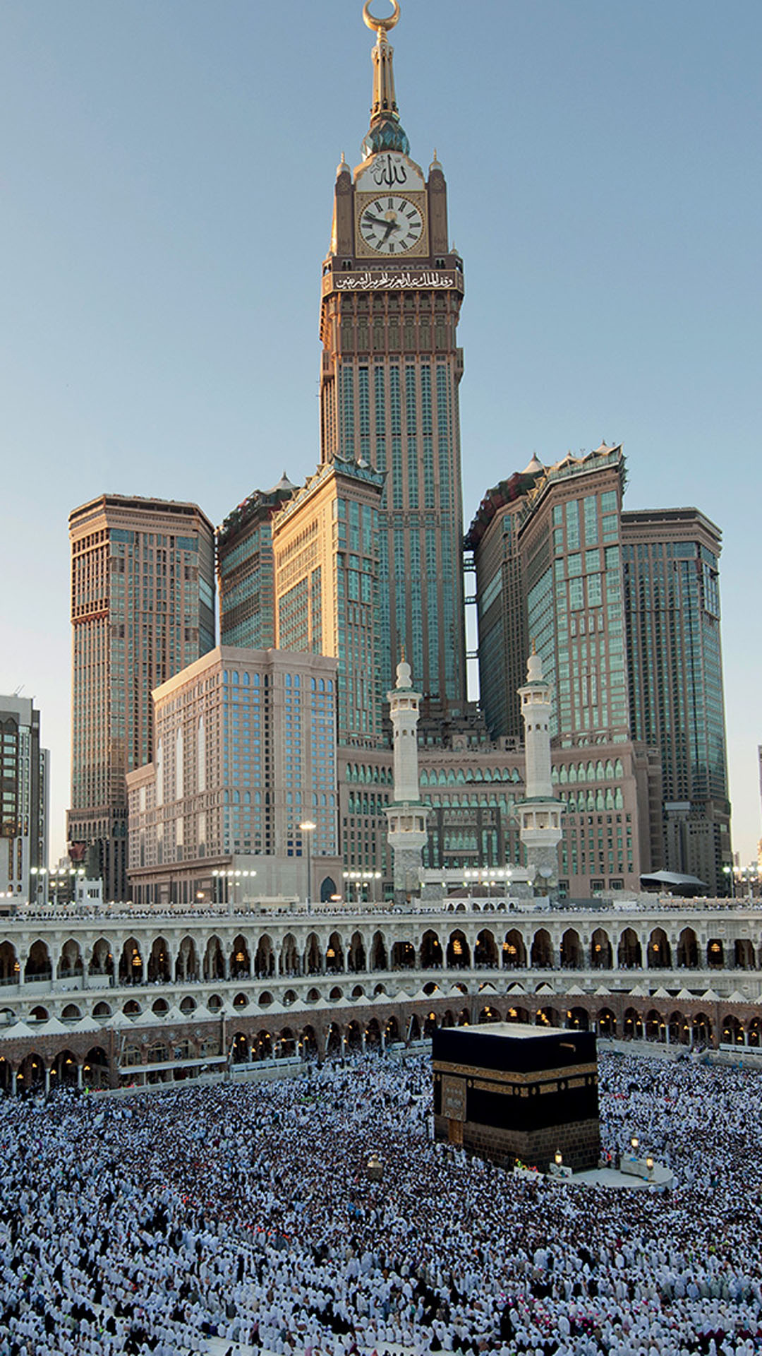 Abraj Al Bait Hotel | www.imgkid.com - The Image Kid Has It!